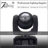 RGBW 40W Wash Moving Head Mini LED Lighting Moving Yoker