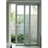 Aluminium Frame Glass Sliding Doors with Mosquito Net (SERIES JPMA50)