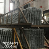 Silver Anodizing Aluminum Solar Panel Frame for Solar Mounting System