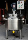 Milk Pasteurizing Sterilizer Electric Heating Mixing Tank