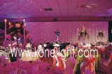 4x6m Wedding Decoration LED Star Cloth/SMD LED Lamp