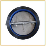 Butterfly Wafer Double Disc Check Valve