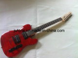 7string String Through Body Tele Electric Guitar