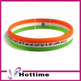 Fashion Silicone Energy Bracelet (CP-GJ-SH-002)