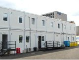 Mobile Container 2 Storey Building for Hotel/Living/Office/Camp (880026mA)