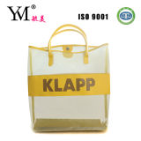 2014 New Arrival Transparent Shopping Bag