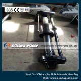 China RV Centrifugal Vertical Sump Slurry Pump for Mining & Mineral Processing