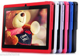 7′′ Q88h A33 Tablet PC Android 4.4 WVGA Screen Quad Core 512MB+8GB WiFi Bt