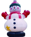 Big Christmas Inflatable Advertising Snowman