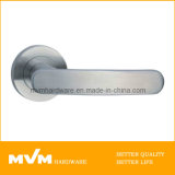 High Quality Stainless Steel Door Handle on Rose with Ce (S1015)