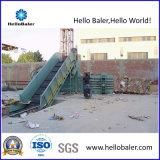 Semi Automatic Hydraulic Baler Compressing Waste Paper (HSA4-7)