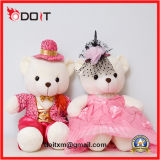En71 Weddinggift Plush Bear Couple Teddy Bears