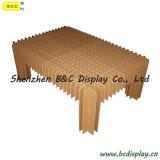 Knife Card Cardboard Table / Novelty Paper Desk (B&C-F008)