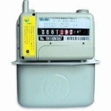 Gk 2.5/4 Wireless Remote Gas Meter, Lora Tech, AMR