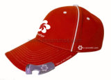 Trade Show Exhibition Gift Embroidery Bottle Opener Baseball Cap