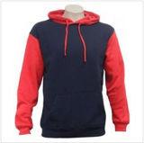 Custom Cotton/Polyester Printed Hoodies Sweatshirt of Fleece Terry (F027)