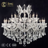 Crystal Chandelier Lamp (AQ50039-16+8)