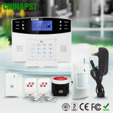 China Good Quality Wireless Burglarproof SMS GSM Home Alarm (PST-GA997CQN)