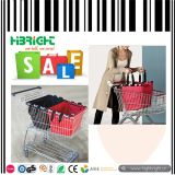 Supermarket Shopping Bag for Shopping Trolley