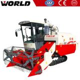 New Axial Flow Threshing World Vs Kubota Mini Rice Harvester