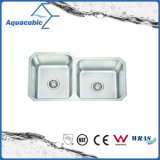 Stainless Steel Moduled Kitchen Sink Stainless Sink (ACS8445M)