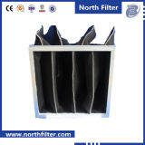 Customized Dimension Coarse Activated Carbon Air Filter