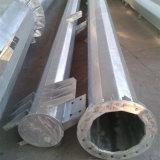 Galvanized Steel Tubular Tower Pole