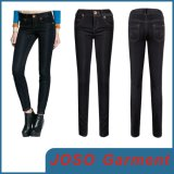 Women Stretch Denim Leggings Jeans (JC1148)