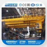 Overhead Foundry Casting Crane