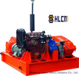 Winch (JM-25) with SGS (hlcm)