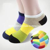 Men′s Cotton Ankle Sports Socks (MA201)