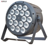 High Power 18X10W RGBW 4in1 Stage Wedding Wash LED PAR64 Light