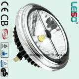 15W Standard Size AR111 Reflector 3D COB LED AR111 (LS-S618-G53-ED-BWWD/BWD)