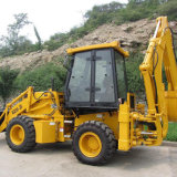Multi-Use Machine Backhoe Loader Wz30-25