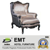 Luxurious Hotel Furniture Wooden Chair (EMT-HC95)