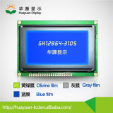 "Bank Equipment Blue Backlight 3.2"" LCD Display Module"