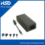Desktop DC Power Adapter/DC Adapter with UL, CE, GS, PSE Kc Certification