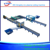 Plasma Steel Structure Use Multifunctional Cutting Robot