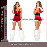 Sexy Adult Cosplay Holiday Christmas Party Costume (TLQZ88817)