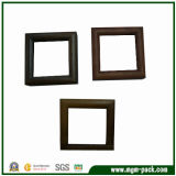 Simple Square Wooden Picture Frame for Gift