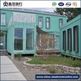 China Movable Prefab Container House with Toilet (Container Home)