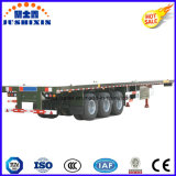 Hot Sale 3 Axles 40FT Container Flatbed Semi-Trailer
