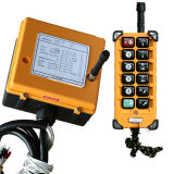 Industrial Wireless Remote Control for Overhead Crane (1 transmitter +1 receiver)