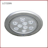 Cut Hole 120mm 9*3W CE LED Ceiling Down Light for Jewelry (LC7229N)