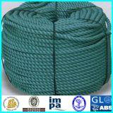 8-Strand Chemical Fiber Ropes Mooring PP Rope