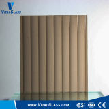 3-6mm Bronze Moru Patterned Glass with CE&ISO9001