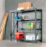 4 Layers Wire Mesh Medium Duty Rack