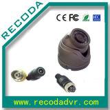 Color CCD Dome Mini IR Car Camera with Audio Optional