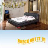 Soft Leather Bed Frame for Bedroom (2910)