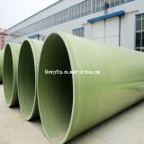 Fiberglass Pipes Pass ISO9001/FRP Pipe for Water